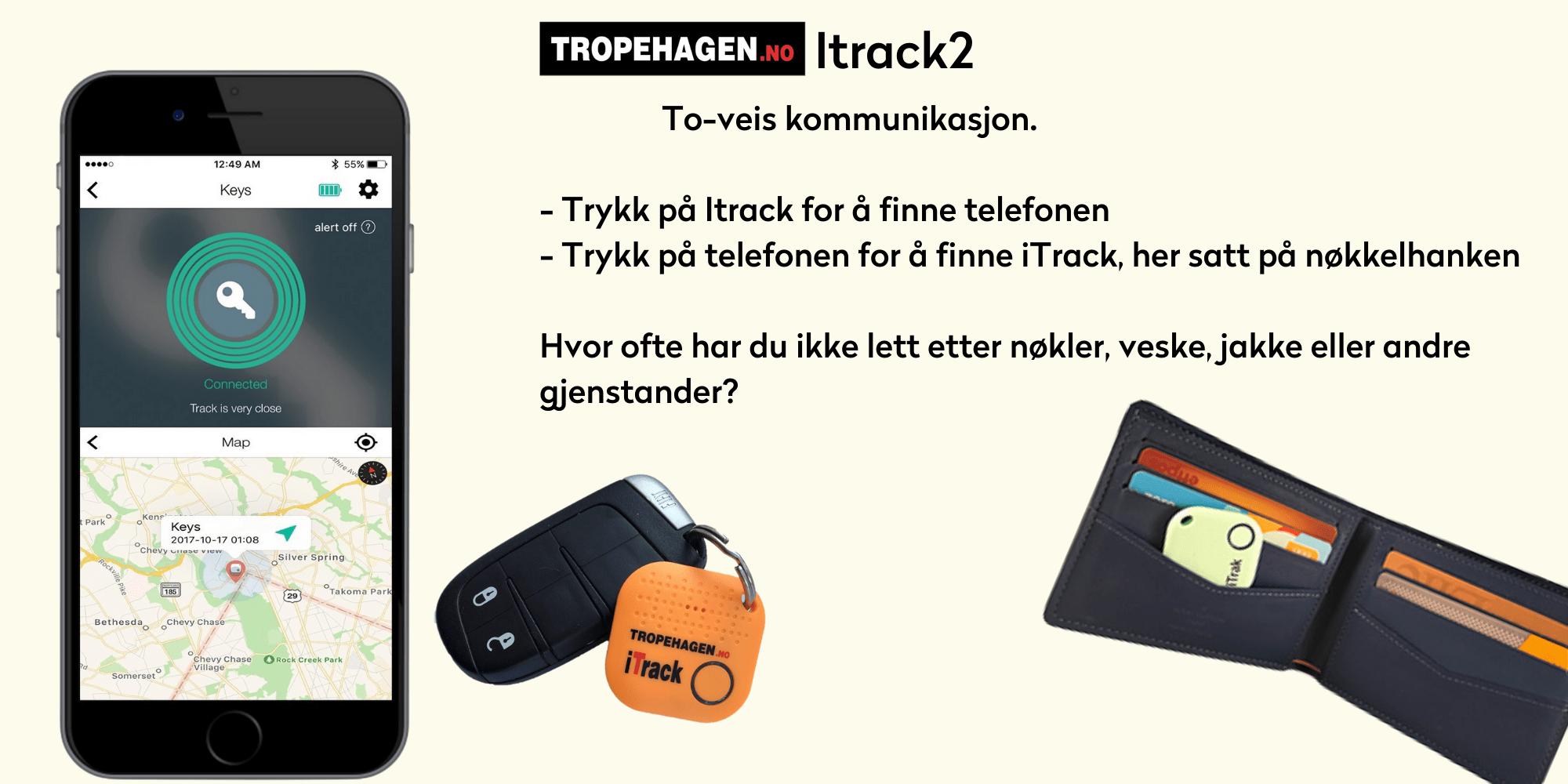 Itrack2 - Kjøp 3 betal for 2