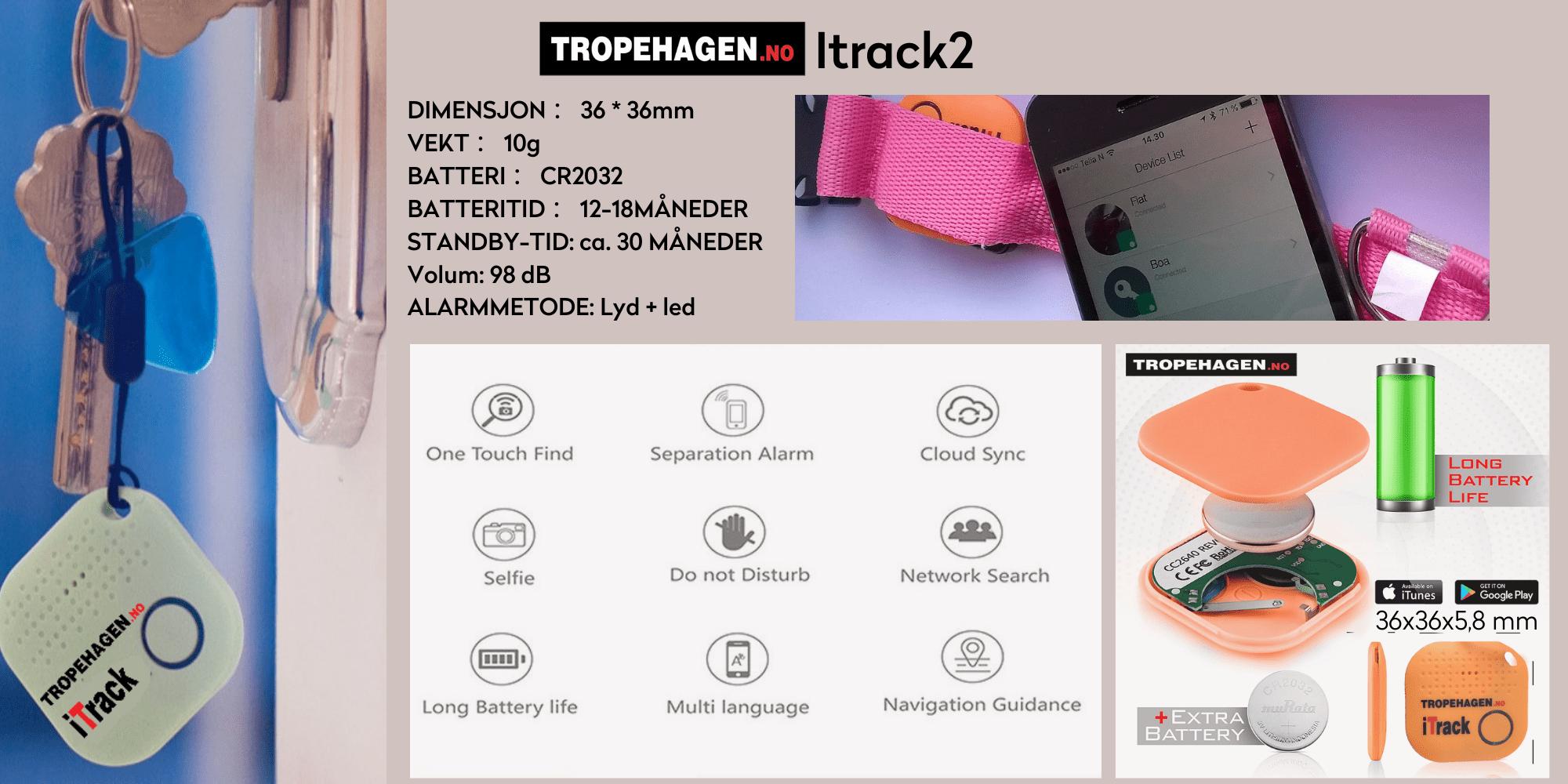 Itrack2 tropehagen.no